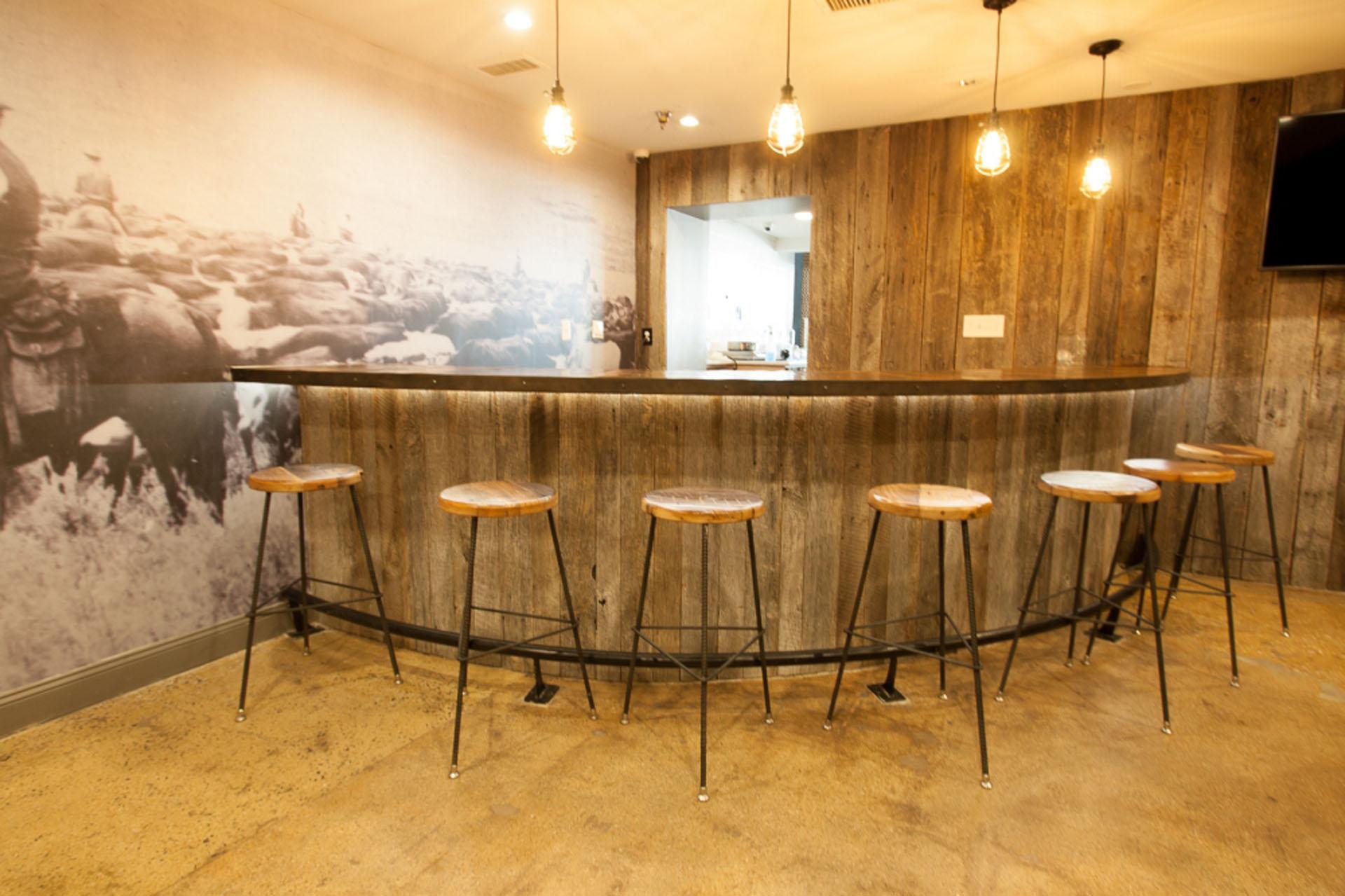 Texas jacks rustic restaurant furniture
