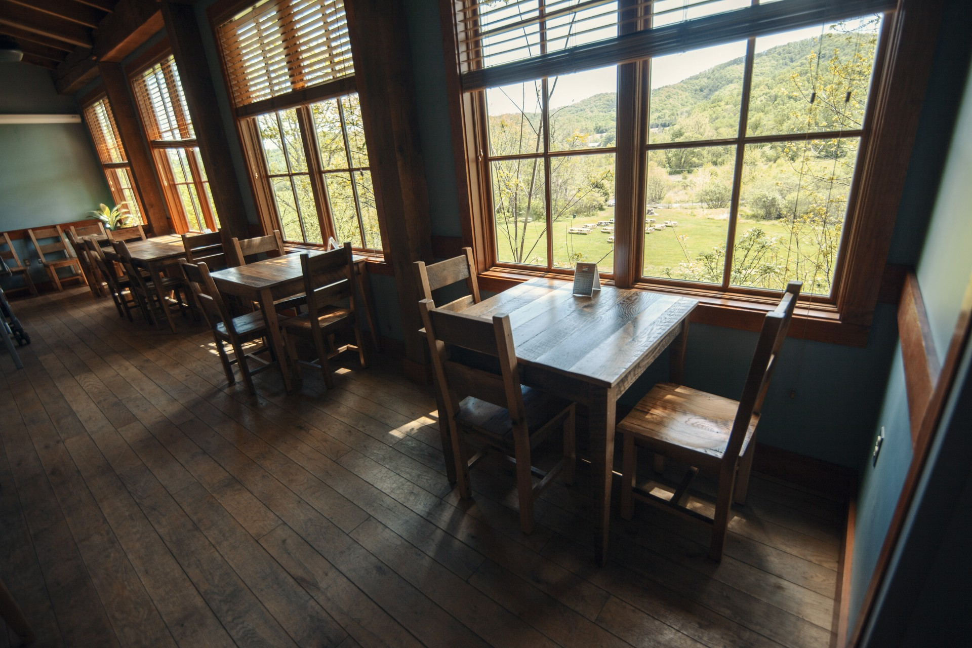 Beau Bold Rock Hard Cider Is Handcrafted From Locally Grown Apples In Virginia  And North Carolina. Rustic Restaurant Furniture Outfitted One Of Their  Beautiful ...