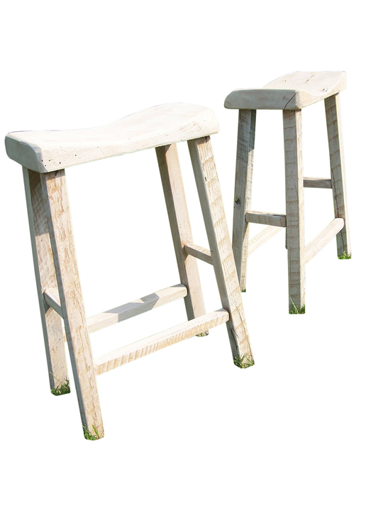White Wash Bar Stool Bindu Bhatia Astrology