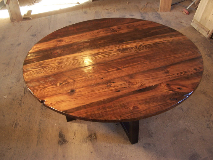 5ft Round Dining Table And Chairs