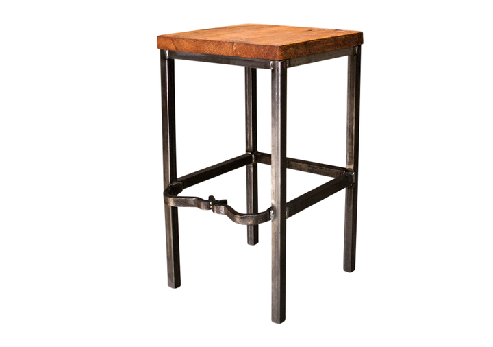 The Right Proper Industrial Style Bar Stools from  : RightProperIndustrialStyleBarStoolsfromReclaimedWoodandSalvagedMetal508341444089601720720jpgc 2 from rusticrestaurantfurniture.com size 720 x 506 jpeg 74kB